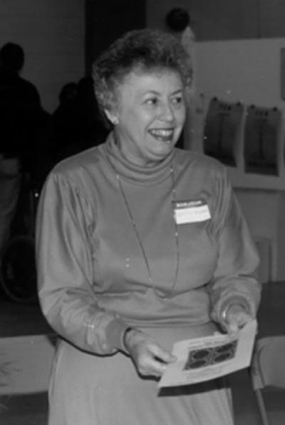 Betty Drysdale, MAC lifetime member