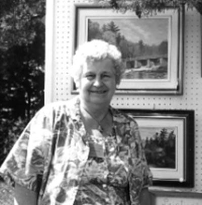 Helvi Moore, MAC lifetime member