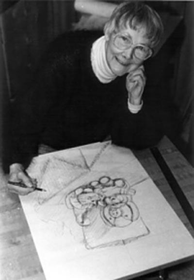 Jean Forder, MAC lifetime member