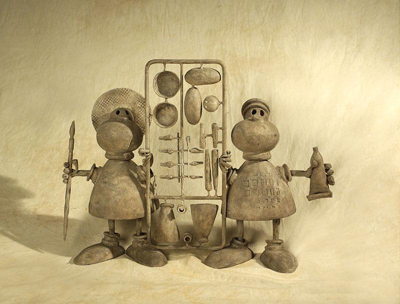 Sum of Our Parts metal sculpture, Matt Church