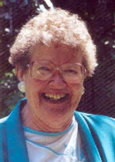 Marguerite Webster, MAC lifetime member