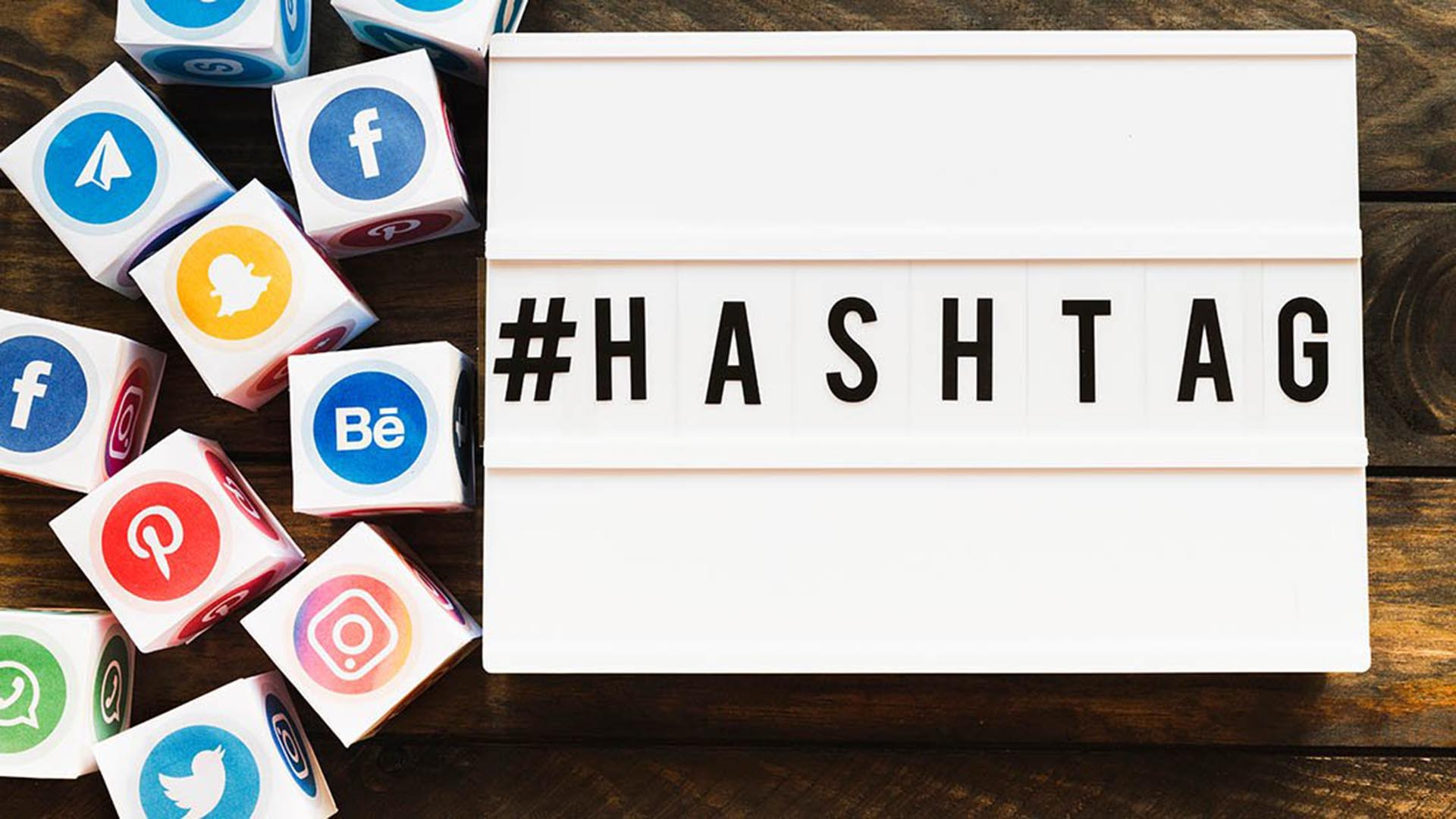 How to make hashtags accessible